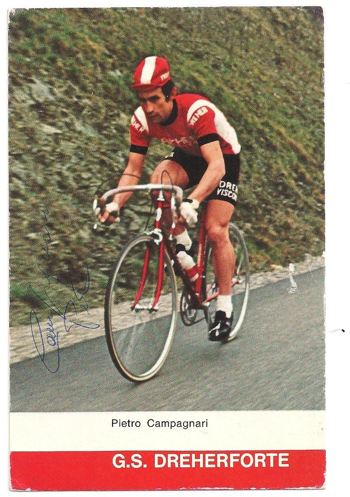 Campagnari Pietro - Dreher 1974