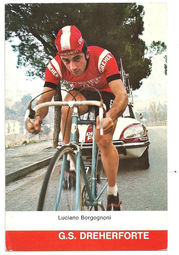 Borgognoni Luciano - Dreher 1973-74
