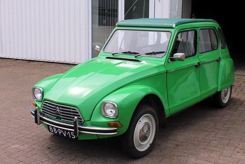 1977 Citroën Dyane 6