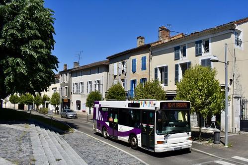 Mont-de-Marsan - HeuliezBus GX 117 - 18/05/20
