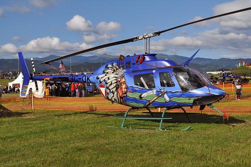 3C-OK Bell OH58B Kiowa LOXZ 02-07-11