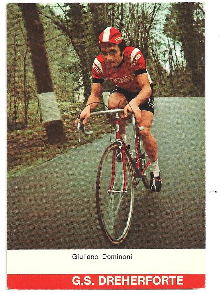 Dominoni Giuliano - Dreher 1973