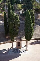 Castillo Gibralfaro, Malaga