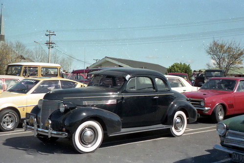 1939 Chevrolet Master Coupe