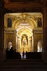 Chapel at the Museu Nacional do Azulejo / Tile Museum, Lisbon