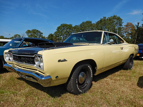 Plymouth Satellite Hardtop Coupé 1968 (N4272)