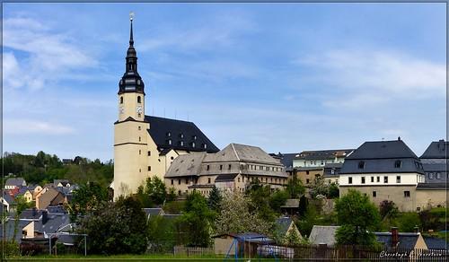 Stadtkirche St. Martin zu Zschopau