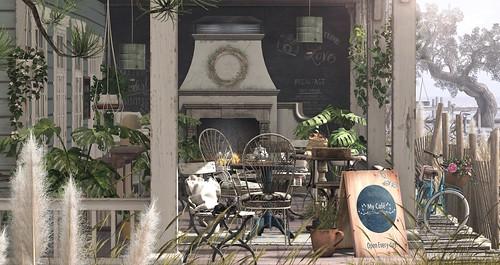 Seabreeze Cafe....