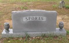 Sports Died