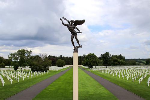 Memorial day, Henri-Chapelle American Cemetery, Belgium
