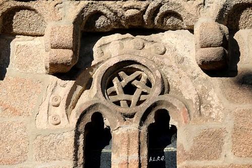 Iglesia de Sta. María del Azogue. Betanzos