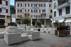 Bad Ragaz - Am Platz