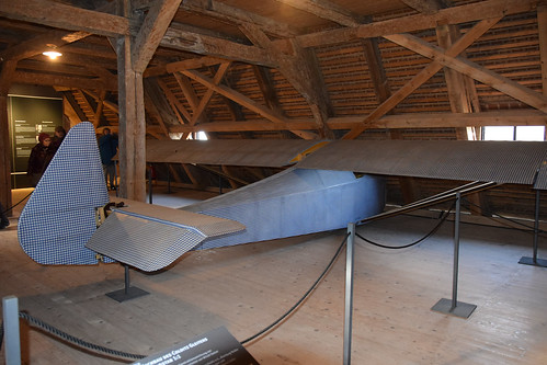 The Colditz Glider