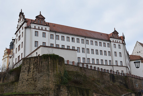 Views around Colditz Castle
