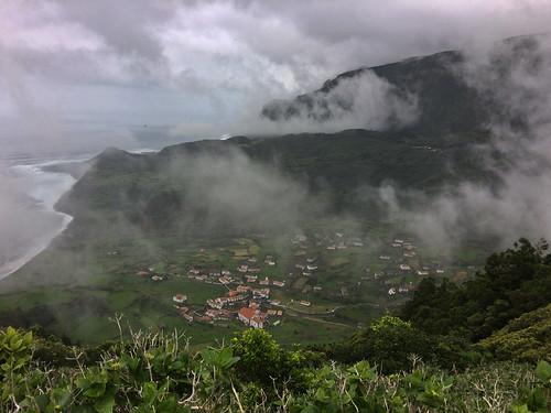 West coast of Flores