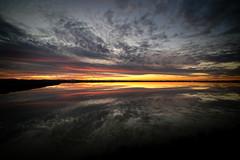 Saline Sunset #4