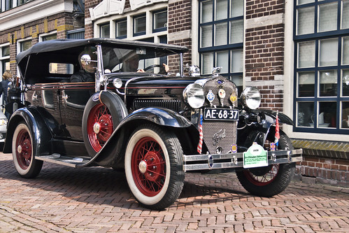 Ford Model A Phaeton 1930 (3876)
