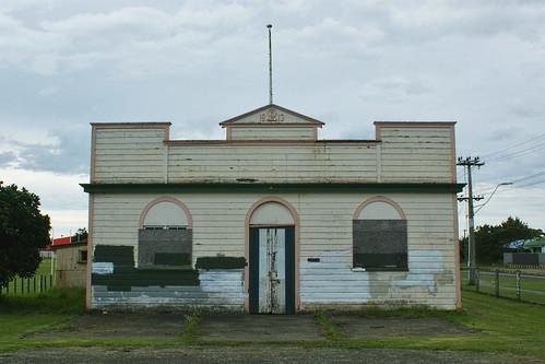 Opotiki: former Drill Hall (c.1913) (1)