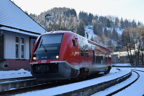 Oberweissbach Bergbahn mountain railway