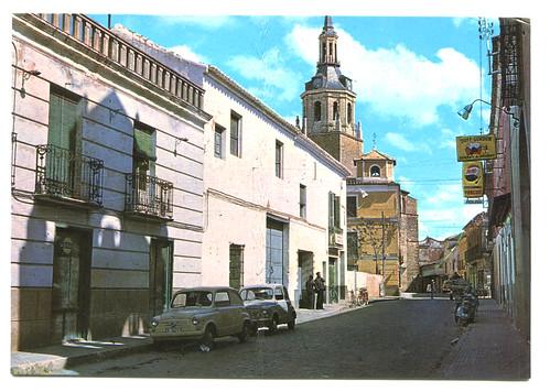Manzanares : calle Jesús del Perdón