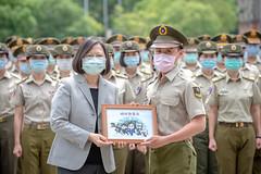 05.26 總統視導「憲兵指揮部」