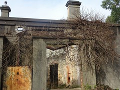 Adelaide Hills. Mt Lofty Summit. Arthurs Seat mansion built in 1875 for Henry Smith.  In 1926 became the Stawell boarding and finishing school. Destroyed by 1983 Adelaide Hills bushfires.