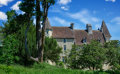 Chateau l'Eveque, Dordogne