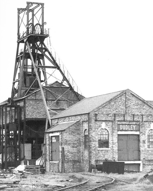 Dudley Colliery (1856 - 1977)