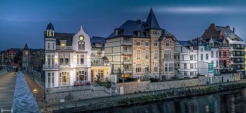 Villas bord de Meuse - 8481