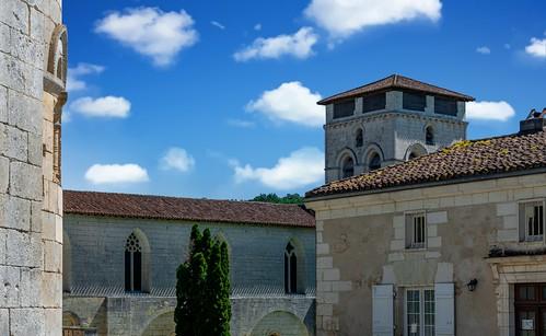 Abbey of Chancelade, Dordogne