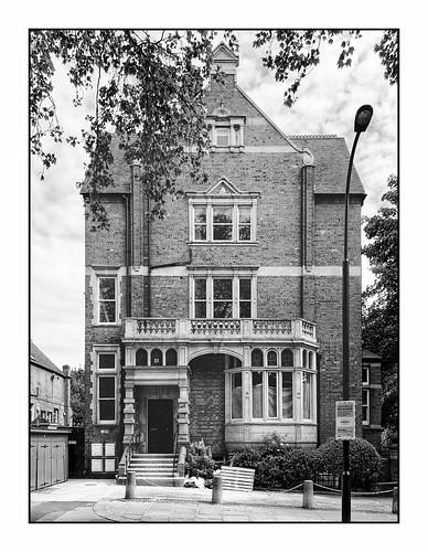 Thorncliffe under renovation