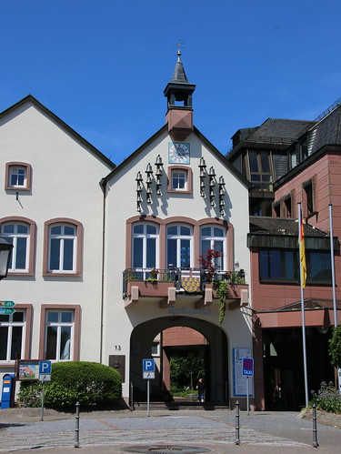 Rathaus Wadern