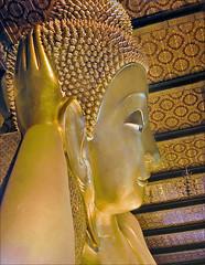 Le Bouddha couché (Bangkok, Thaïlande)