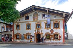 Oberammergau - Dorfstraße (22) - Souvenirs, Souvenirs …