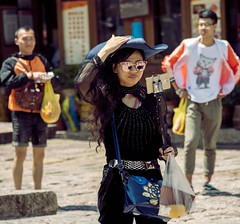 Lijiang Street, China
