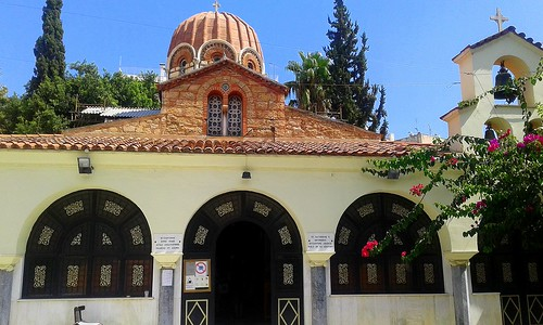 Iglesia Ortodoxa Bizantina Expl. 26-05-20