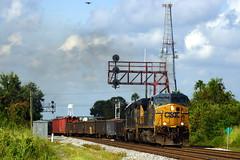 CSXT Q452 AT LAKELAND, FL