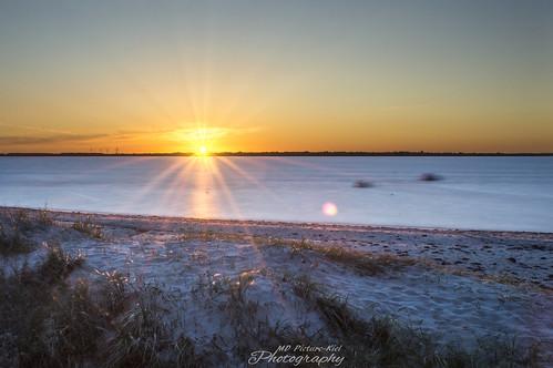 Schwedeneck sunset