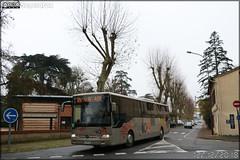 Mercedes-Benz Tourismo – SPL D'un Point À l'Autre / liO (Lignes Intermodales d'Occitanie) n°215