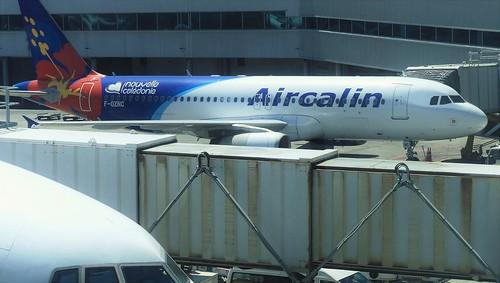 F-OZNC Aircalin Airbus A320 (c.2008) (3)