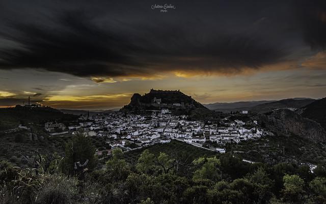 Castillo de Moclín (Granada)