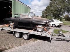 Restoring a 1960 Škoda Felicia