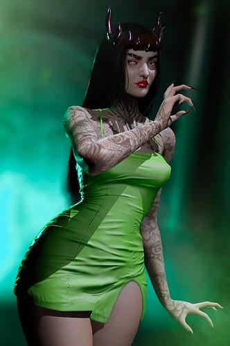 lady poison