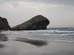 Playa de Monsul. San José. Níjar (Almería)