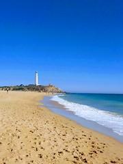 Cabo y faro de Trafalgar. Barbate (Cádiz)