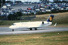D-ACLA Canadair RJ Lufthansa 29-07-99