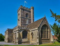 All Saints Church, Westbury, Wiltshire