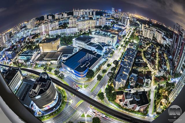 Southern Planet Luminosity | Singapore