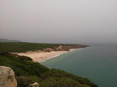Playa de El Cañuelo.Tarifa (Cádiz)