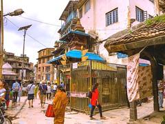 Kathmandu, Nepal, 尼泊尔